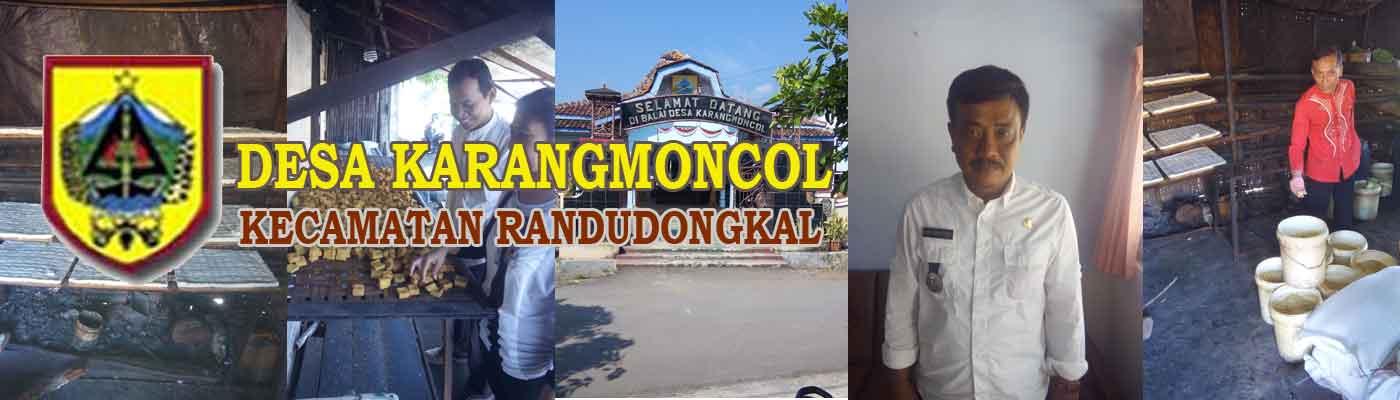 Desa Karangmoncol